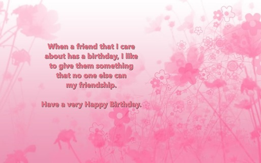 Friend birthday verses card verses greetings and wishes bookmarktalkfo Gallery