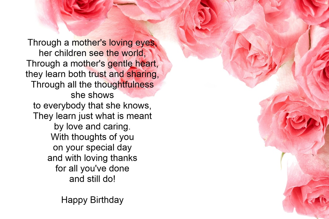 Strange Mother Birthday Verses Card Verses Greetings And Wishes Personalised Birthday Cards Veneteletsinfo